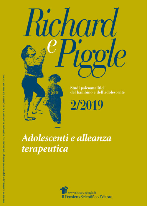 2019 Vol. 27 N. 2 Aprile-Giugno