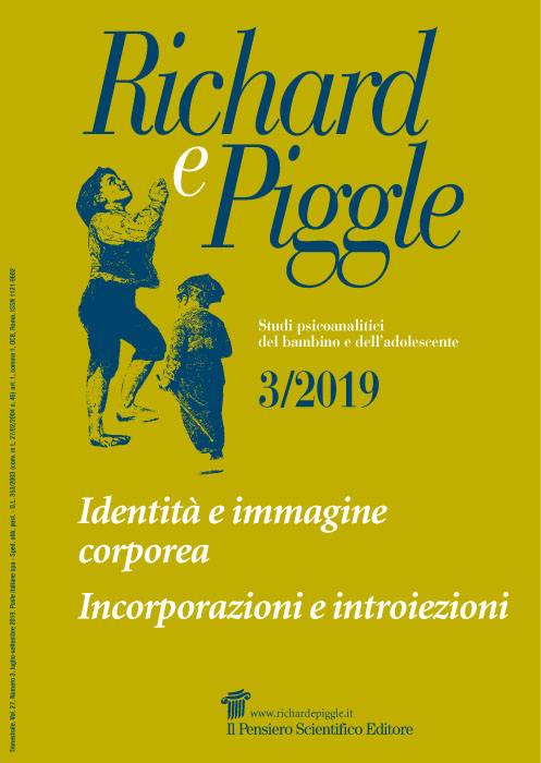 2019 Vol. 27 N. 3 Luglio-Settembre